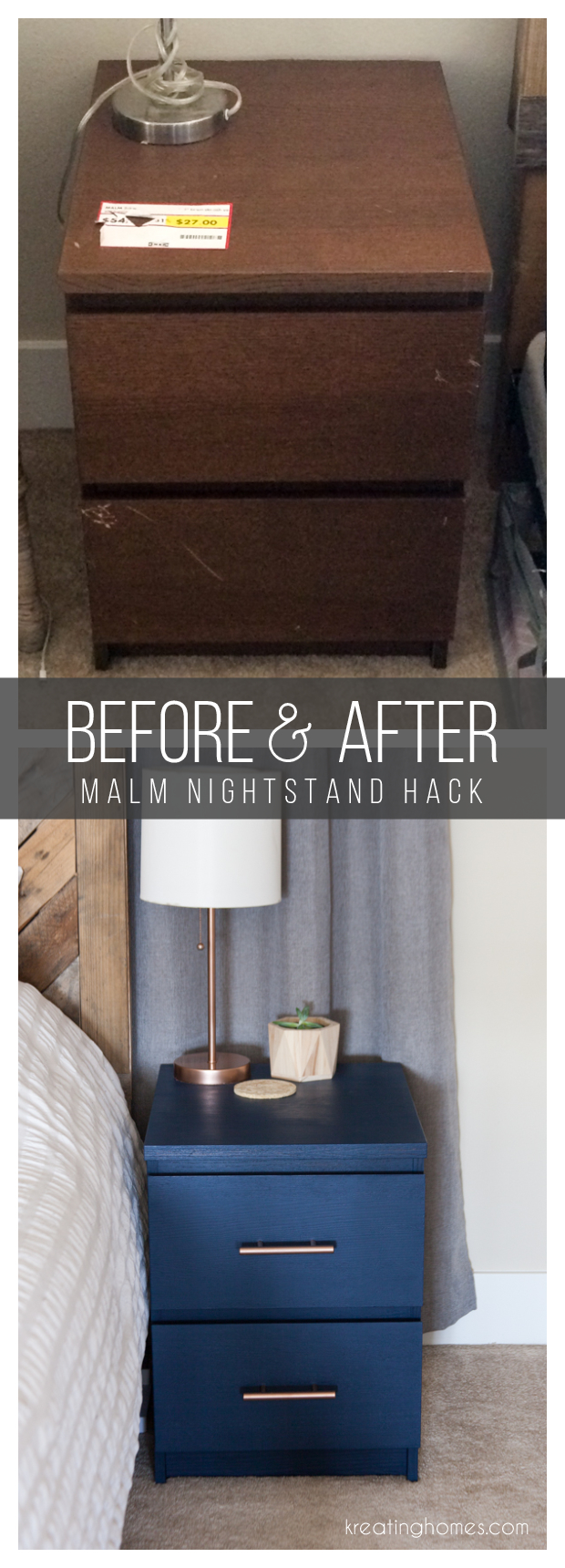 MALM Nightstand Hack