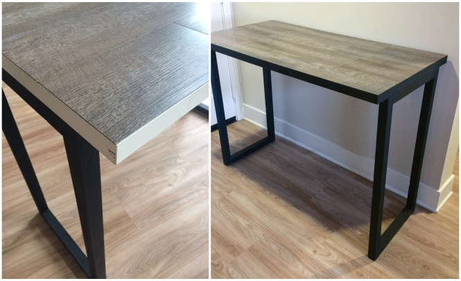 Modern Farmhouse Desk DIY