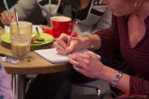 Kreationslotsen, skrivarverkstad, Clara o co, skrivcoach