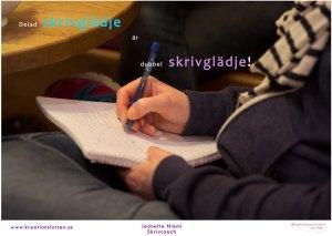 Kreationslotsen skrivcoach webbinarium