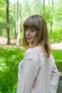 LinaArvidsson i Skrivradion, skriva erotik