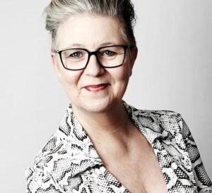 Anna Åberg Rebellen bloggar hos Jeanette Niemi Kreationslotsen