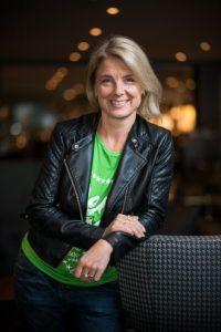 Kicki Westerberg i Skrivradion med Jeanette Niemi om Bygg ditt drömföretag