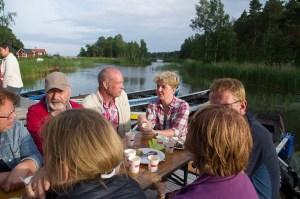 Sommarkurs skrivkurs med Jeanette Niemi, Kreationslotsen