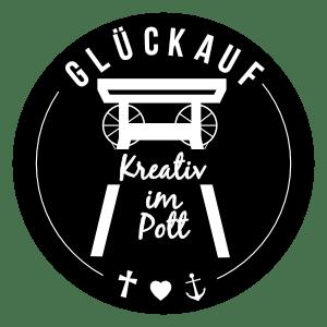 Logo kreativ im Pott