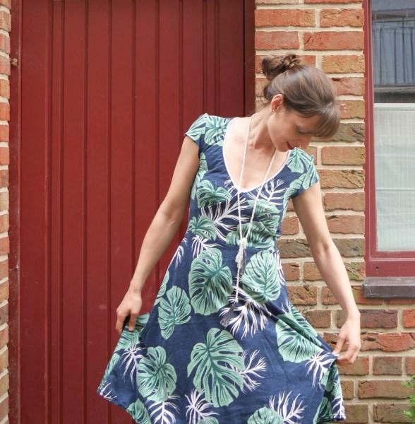 FinasIdeen SummerDress luftigs Sommerkleid