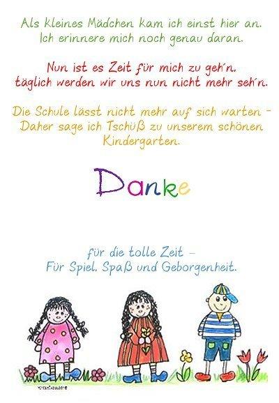 Gedicht Danke Kindergarten Kurz Danke Sagen 84 Dankesspruche