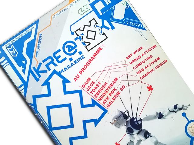Kreatox c'est quoi ?