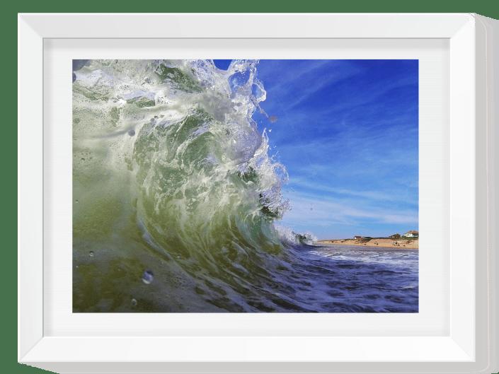 Cédric Darrigrand Photographe Mimizan - Shorebreak Mimizan