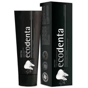 czarna pasta do zębów Ecodenta