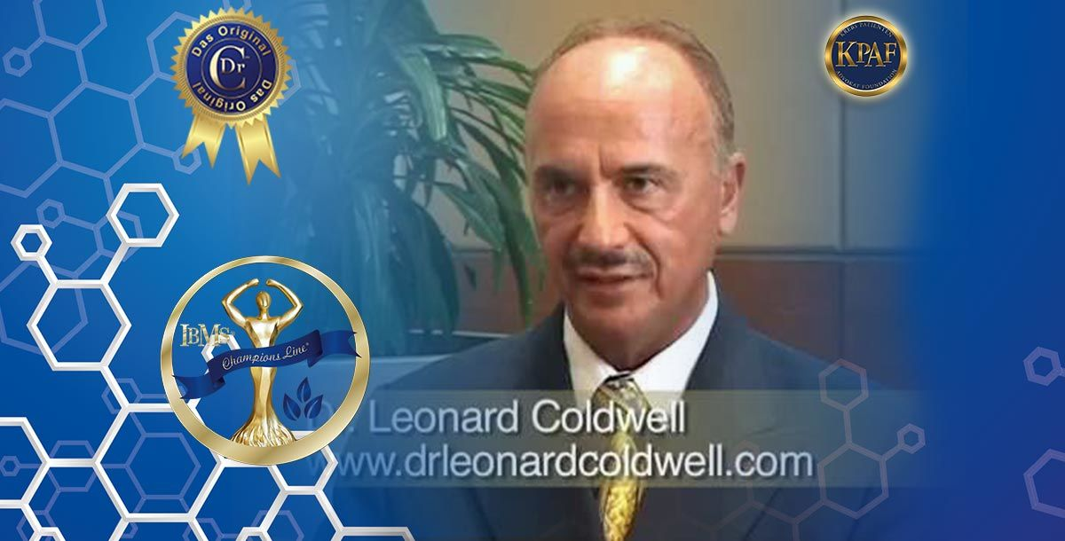 Diagnose Krebs - Was tun? Dr. Leonard Coldwell im Interview