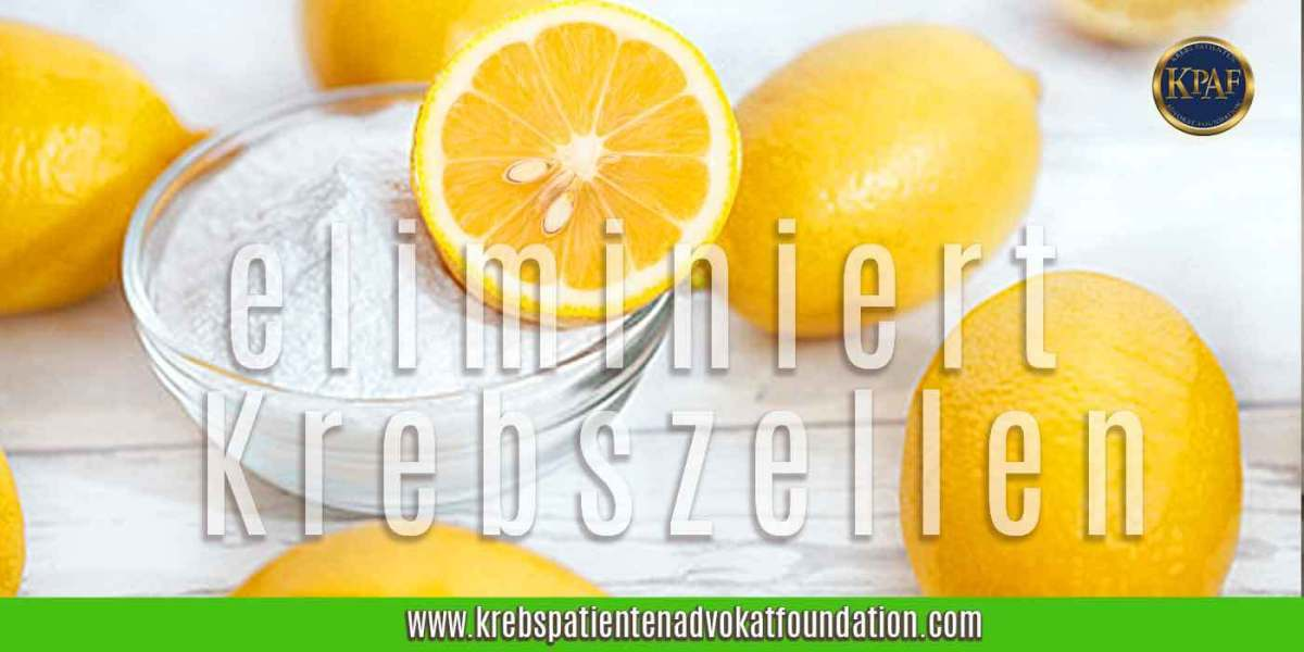 Effektives Rezept: Zitronen & Natron zerstören Krebszellen!