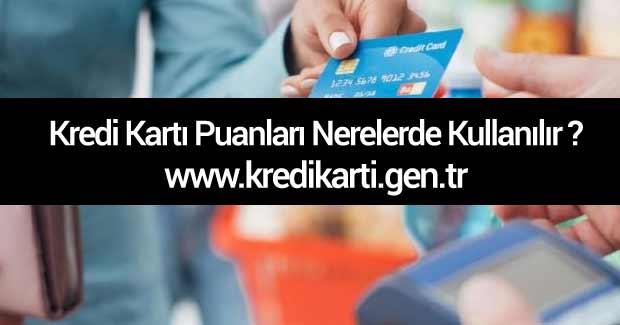 kredi-karti-puanlari-nerele