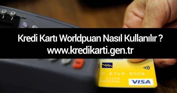 kredi-karti-worldpuan-nasil