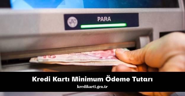 kredi-karti-minimum-odeme-tutari