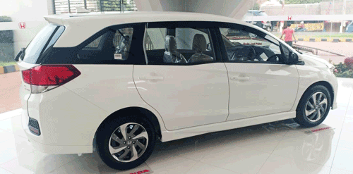 Kredit Honda New Mobilio