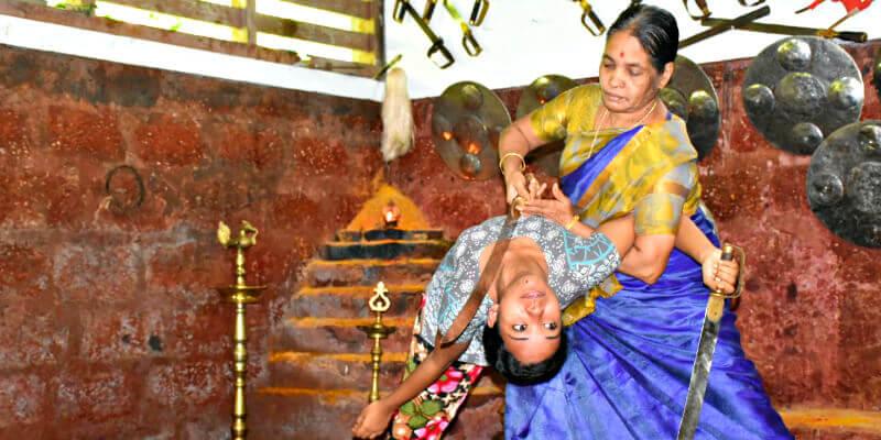 Kalariyapattu Teacher Meenakshi's Life History