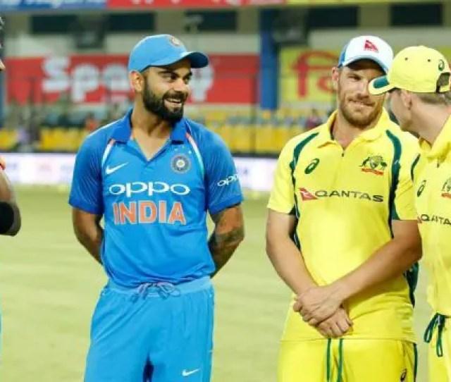 India Vs Australia Odi Preview History Form Players