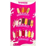 Afiche helados Kreems