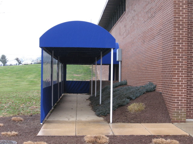 Side Door Awning