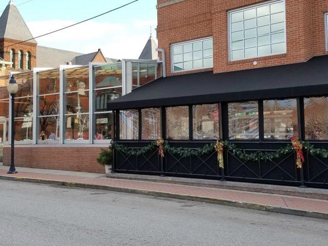 Pa White York Rose Restaurant