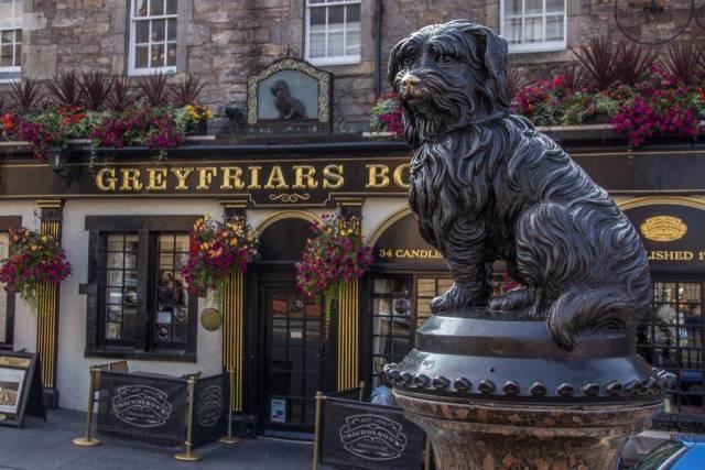 Schottland - Edinburgh -