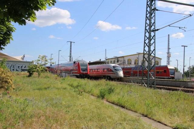 ヴィッテンベルグ駅