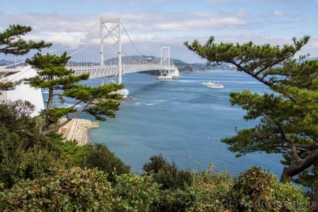 Japan (2015) - Tokushima - Oonaruto Brücke