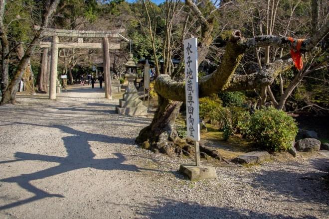 025- Japan (2015) - Osaka - Matsuodera Tempel