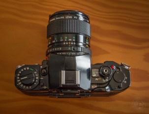 Canon A-1