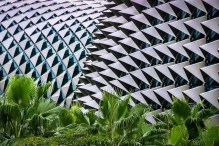 Abstract - Singapore - Roof
