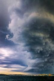 Australia - Sydney - Storm in the Sky