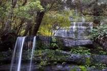 Australia - Tasmania - Mount Field National Park - Russell Falls