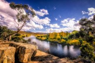 Australia - Tasmania - New Norfork - River View