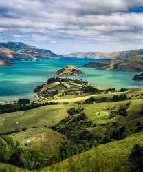 New Zealand - Banks Peninsula