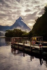 New Zealand - Milford Sound 001
