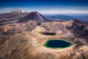 New Zealand - Tongariro National Park 001 Overview