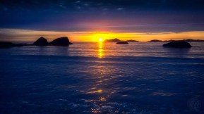 Norway - Lofoten - Midtnight Sun