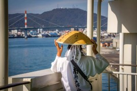 Street Photography - Japan - The Pilgrim