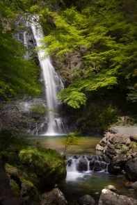 Japan - Osaka - Waterfall of Mino