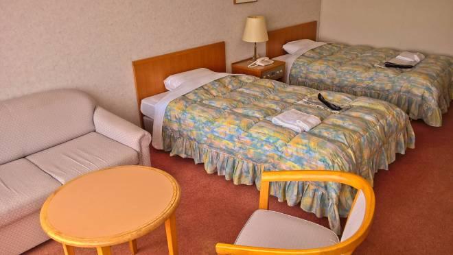 Japan - Kyoto - Amanohashidate - Hotel