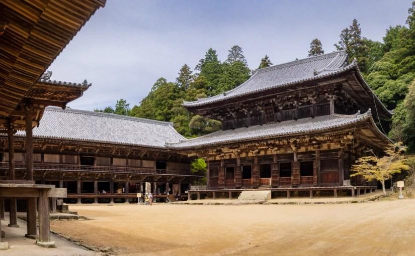 Japan (2018) – Himeji – Mount Shosha & Engyoji Tempel