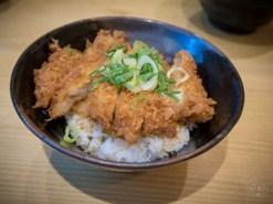 Japan (2018) - Himeji - Abendessen