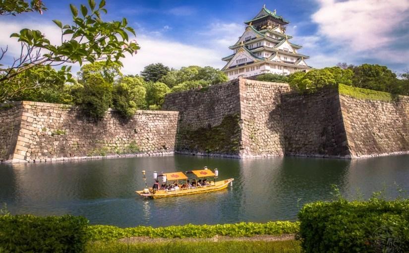 Japan (2018) – Osaka – Ōsaka-jō – Die Burg