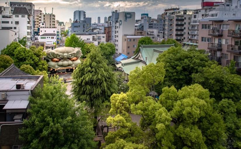Japan (2018) – Osaka – Namba Yasaka-Schrein