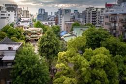 Japan (2018) - Osaka - Namba Yasaka-Schrein