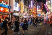 Japan (2018) - Osaka - Namba bei Nacht