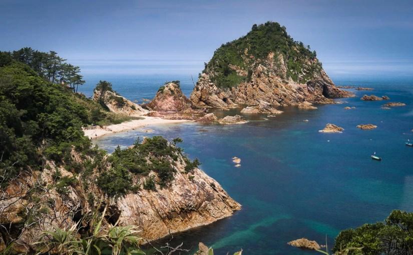 Japan (2018) – Tottori – Die wilde Küste von Uradome