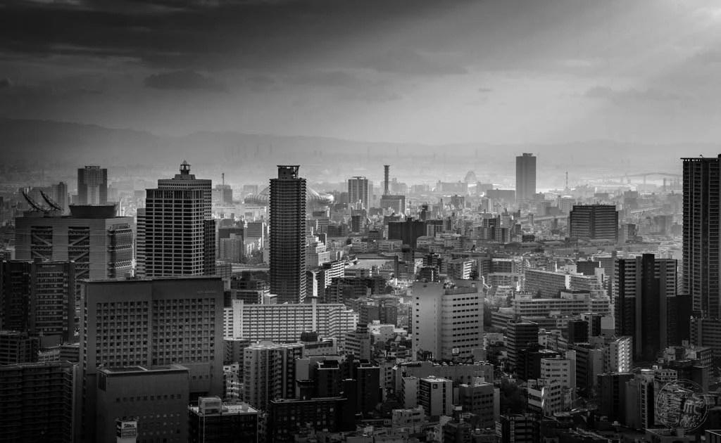 Japan - Osaka - City Overview