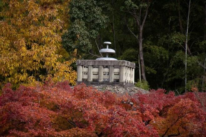 Japan (2019) - 003 Kyoto Adashino Nenbutsuji Tempel